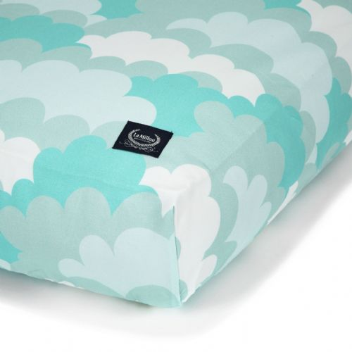 La Millou CLOUDY SKY BEDSHEET GOOD NIGHT 70 X 140 CM